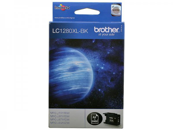Картридж Brother LC1280XLBK (Black).