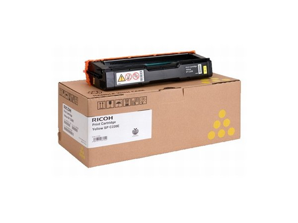 Ricoh Type SP C220 406055 Yellow